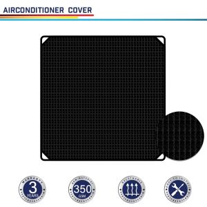 350GSM Black AC Cover