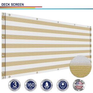 160GSM HDPE  Privacy Deck Screen
