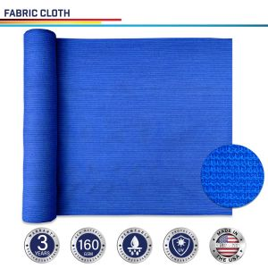 160GSM HDPE Blue Fabric Cloth