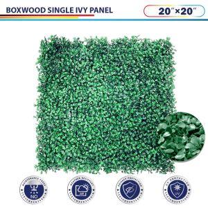 Boxwood Single Ivy Panel