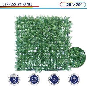 Cypress Ivy Panel