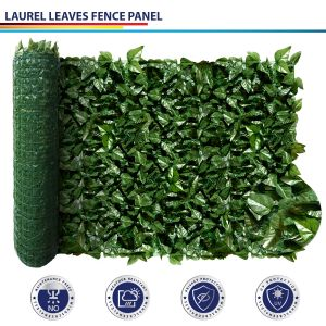 Laurel Leaves Ivy Screen