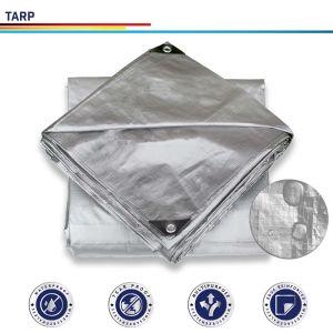 Silver Tarpaulin