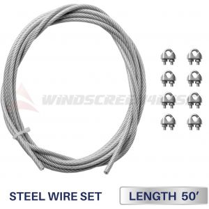 Wire Cable Kit