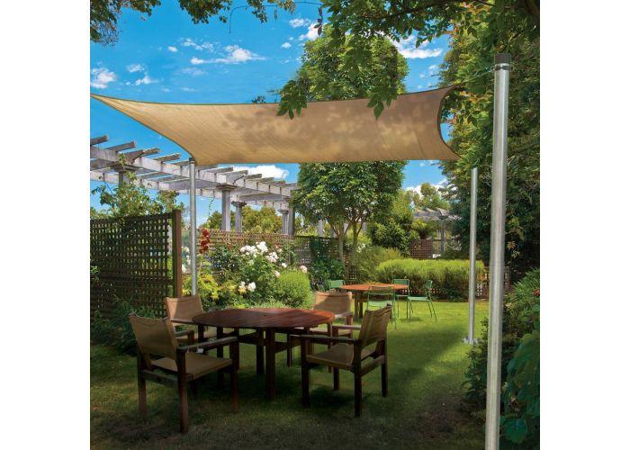 shade sail pole