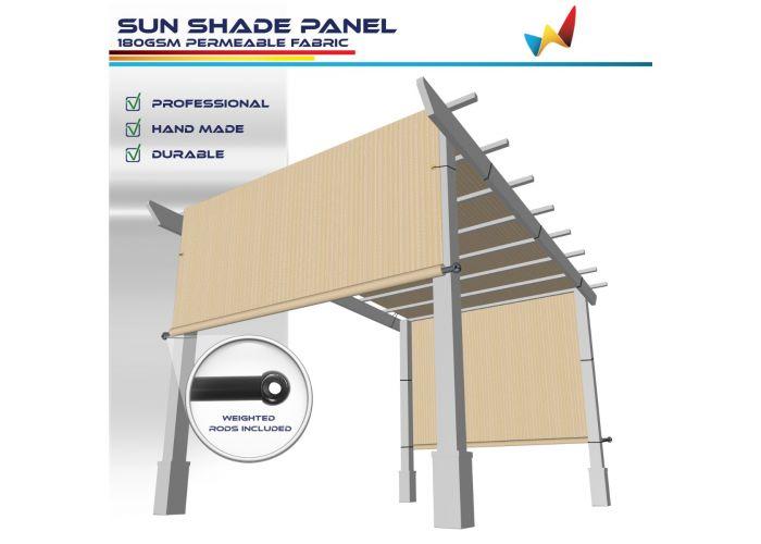 Sun Shade Panel